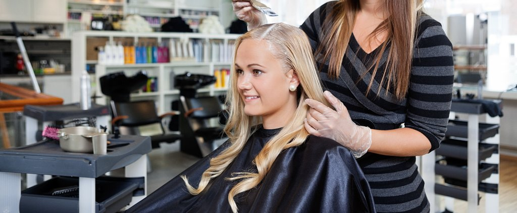 The Big Mistake You're Making Before Your Hair Color Appointment