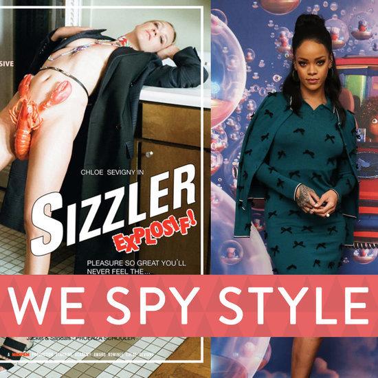 Rihanna Fashion   We Spy Style
