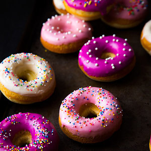 Homemade Baked Doughnut Recipes