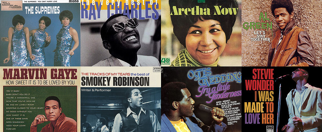 Wedding Music: 60 Soul Songs to Get Your Guests Groovin'