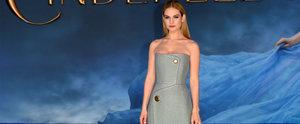 Cinderella's Lily James Has Already Proven She's Princess Material