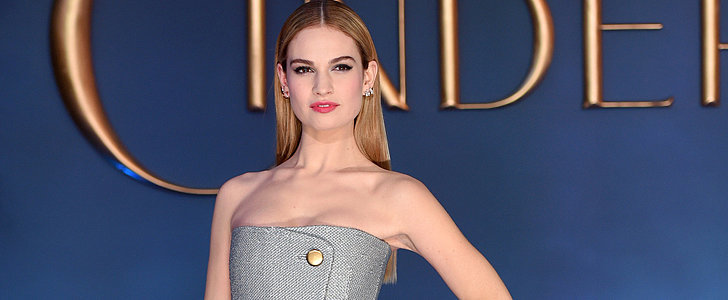 All the Reasons Lily James Is Fashion's Newest It Girl