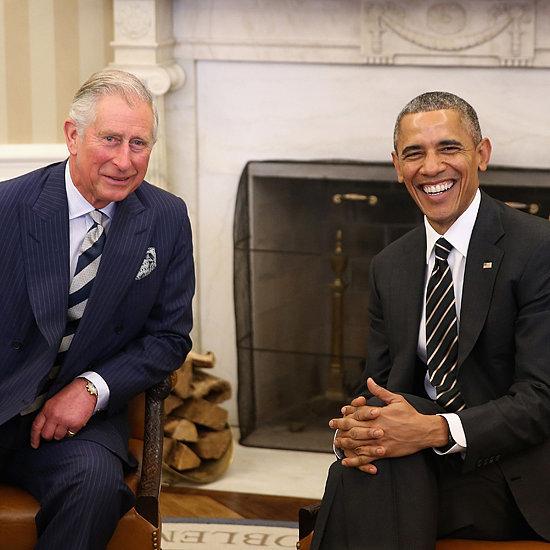 Prince Charles and Camilla Visit Washington DC 2015