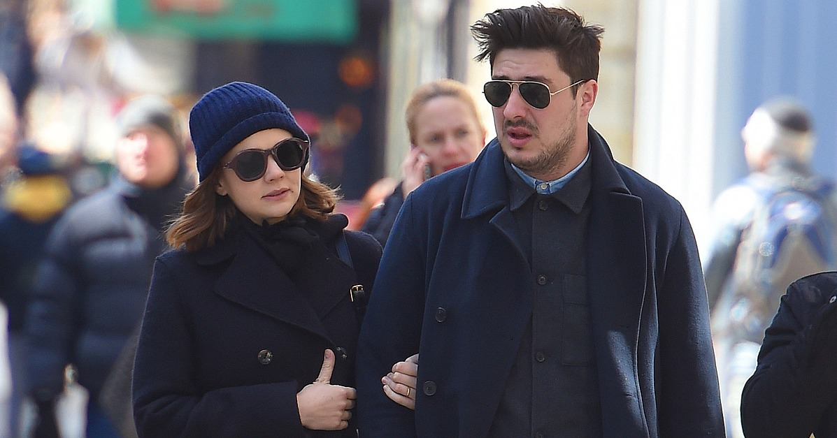 Marcus Mumford Wife Marcus Mumford And Carey