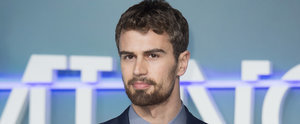 Insurgent's Theo James Talks About Working With His Lovely Leading Ladies