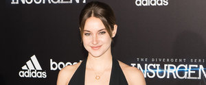 Watch Insurgent's Shailene Woodley Gush About Kate Winslet