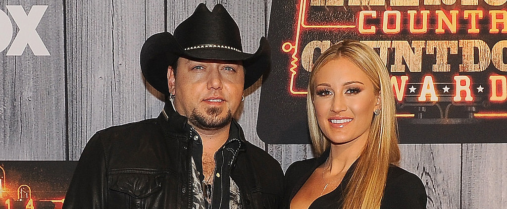 Country Star Jason Aldean Marries Brittany Kerr