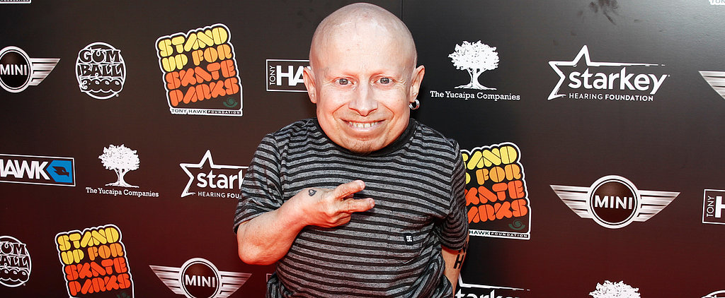 Verne Troyer Addresses His Condition After a Health Scare