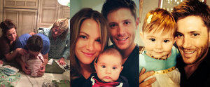 You Can Feel the Love in Jensen Ackles's Sweet Family Photos