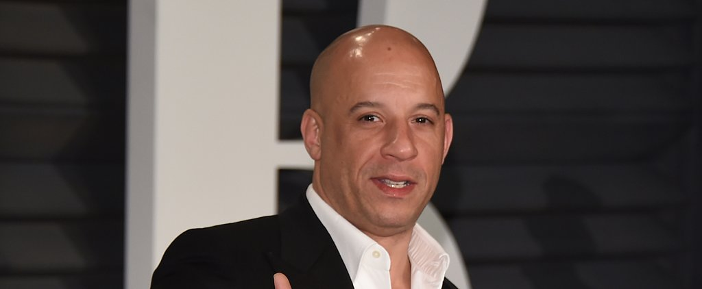 Vin Diesel Got Sentimental When Choosing a Name For His Newborn Daughter