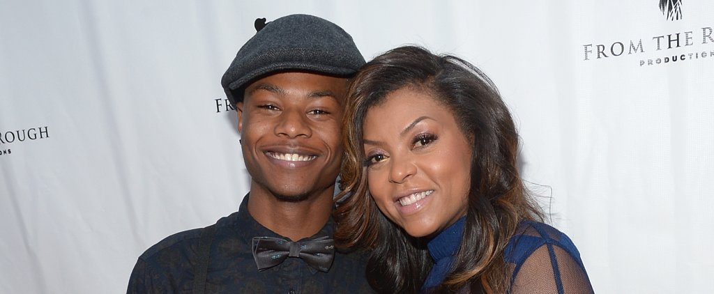 Taraji P. Henson Reveals Her Son Has Been the Victim of Racial Profiling