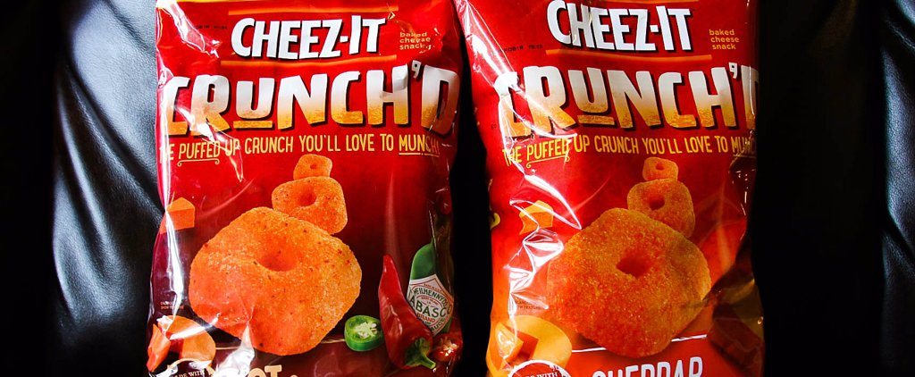 Combine Cheeto Texture With Cheez-It Taste and You Get Cheez-It Crunch'D