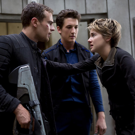 Insurgent Opening Weekend Box Office