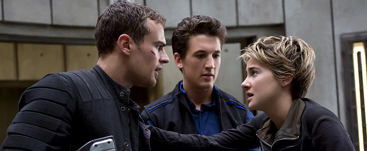 Insurgent Owns the Box Office on Opening Weekend