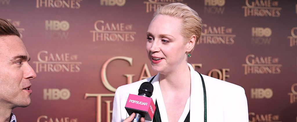 Find Out Which Game of Thrones Character Gwendoline Christie Would Not Date