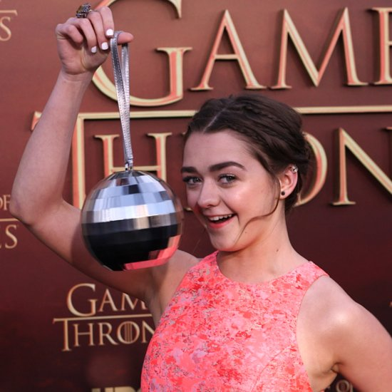 Maisie Williams Game of Thrones Season 5 Premiere Interview
