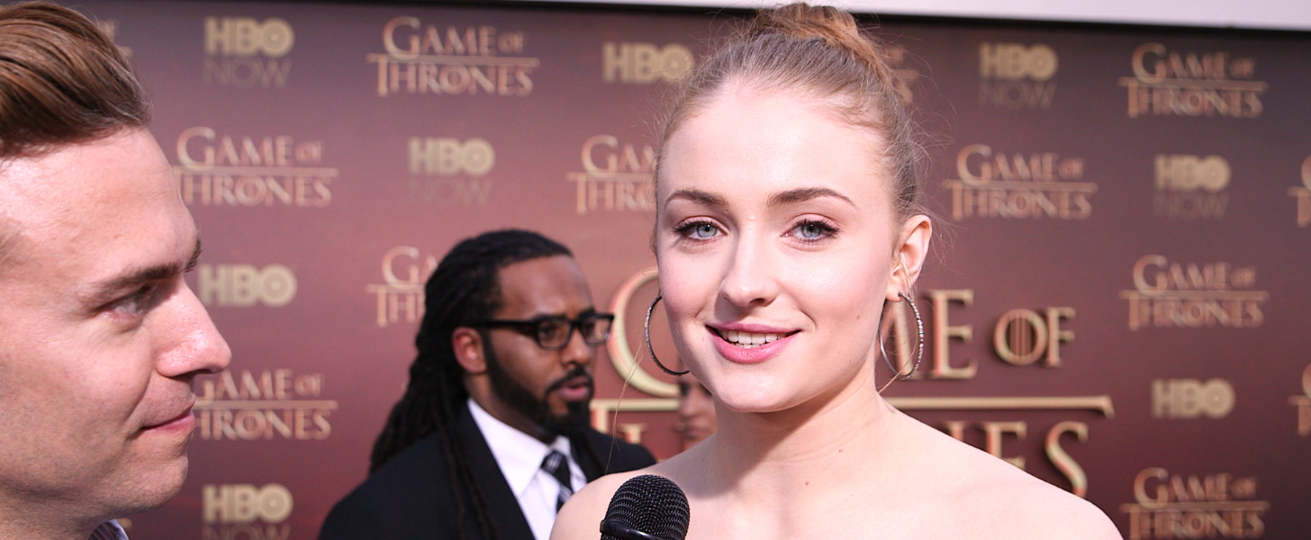Sophie Turner Might Be Game of Thrones' Flirtiest Star