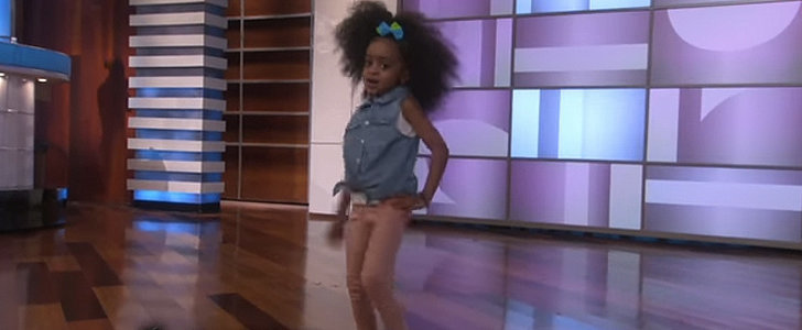 This Adorable 4-Year-Old Girl's Dancing Would Make Beyoncé Proud