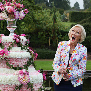 The Faces Mary Berry Pulled on The Great British Bake Off