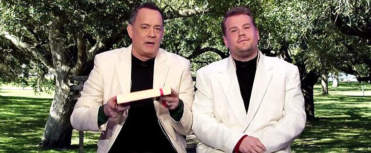 Tom Hanks Re-Creates Every Tom Hanks Movie in Under 8 Minutes