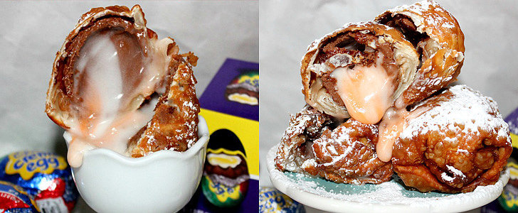 The Only Way to Make Cadbury Creme Eggs Tastier: Deep-Fry Them