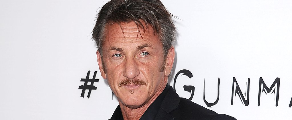 Sean Penn Steps Out After His Movie Debuts