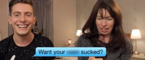 This Mom Reads Her Son's Grindr Messages and It's Hysterical