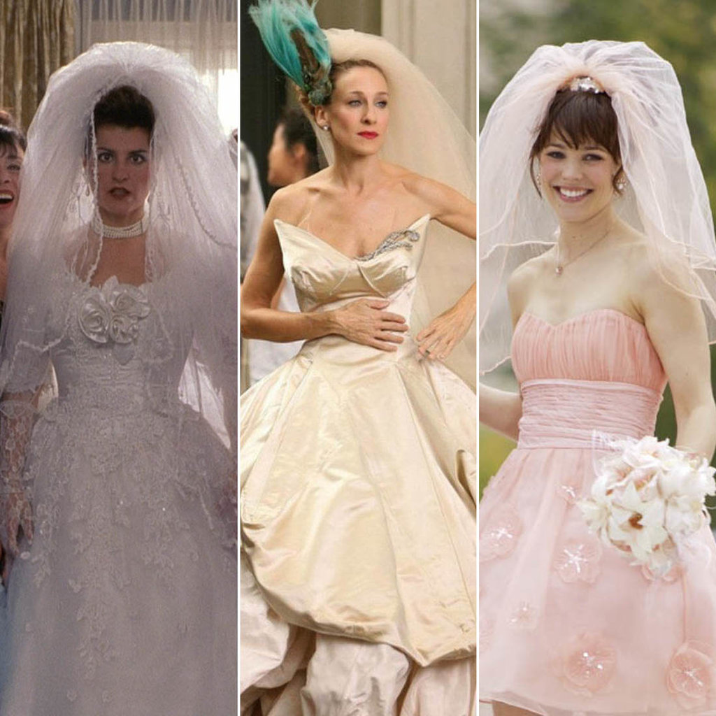 The Wedding Movie: Best Movie Wedding Dresses