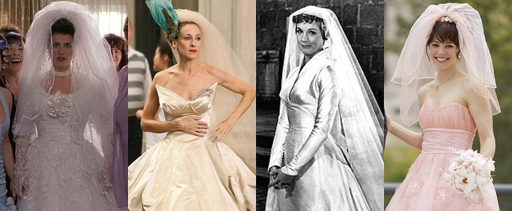 The 30 Most Iconic Movie Wedding Dresses of All Time