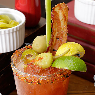 Bourbon Bloody Mary