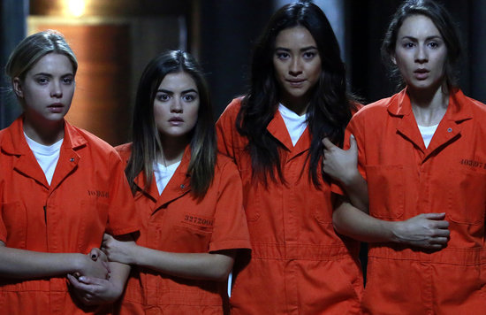 The Pretty Little Liars Finale Is Bound to Bring Some Killer Style