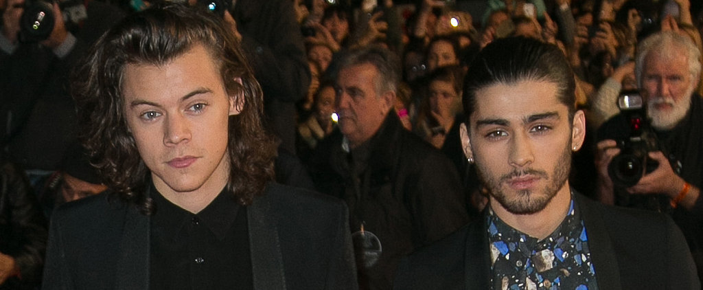 Watch Harry Styles' Emotional Reaction to Zayn Malik's Departure