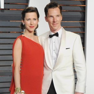 Benedict Cumberbatch's Wife Sophie Hunter's Wedding Dress