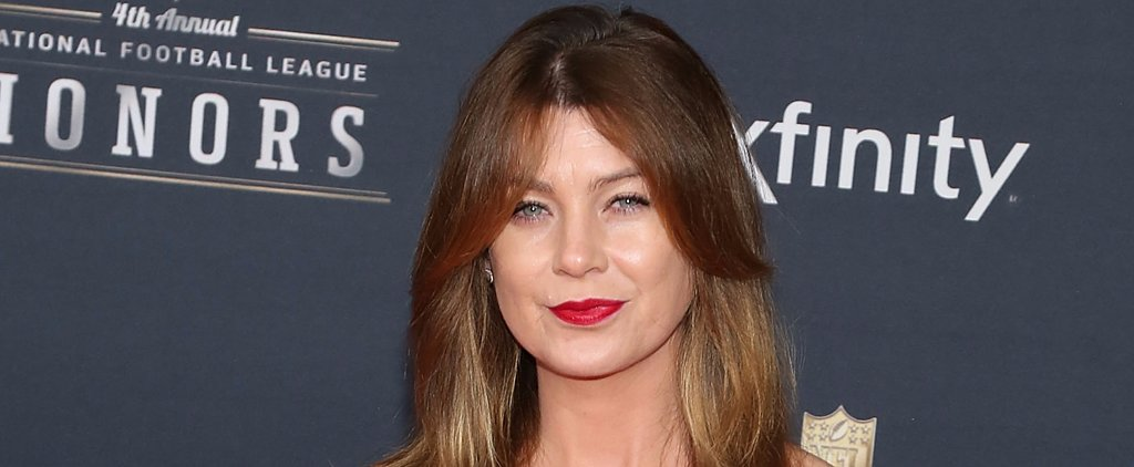 Ellen Pompeo Leaves the Funniest Comment on Taylor Swift's Photo