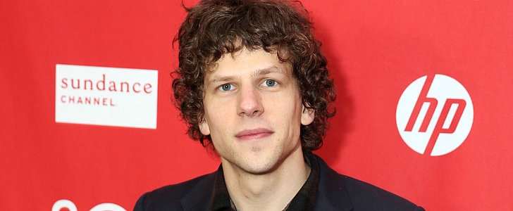 Here's the First Look at Jesse Eisenberg as Lex Luthor!