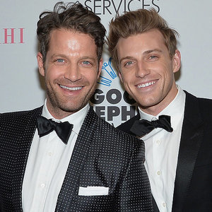 Nate Berkus and Jeremiah Brent Are Dads to a Baby Girl