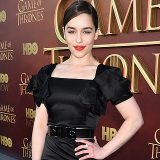 Emilia Clarke in The Hollywood R