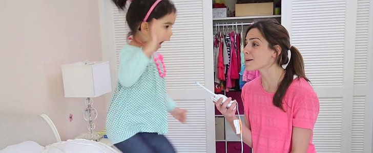 This Mom's Take on Spending Spring Break at Home Will Make You Laugh!