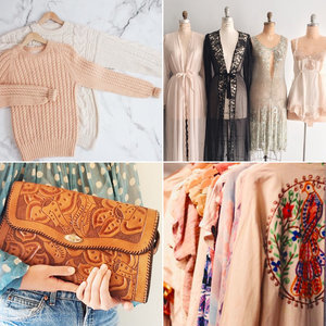 How To Go Vintage Shopping Without Leaving Instagram