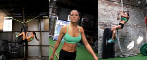 How Did Lynzey Stay So Fit and Healthy While Filming My Kitchen Rules?