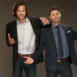 Jensen Ackles and Jared Padaleck