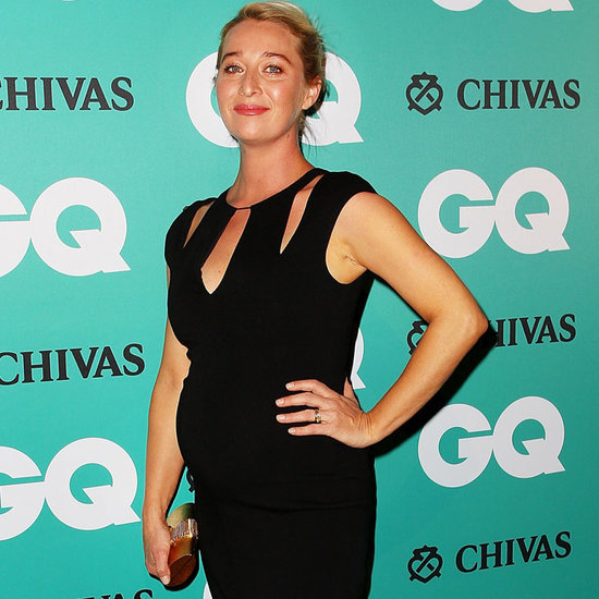 Asher Keddie's Son's Name and First Pictures