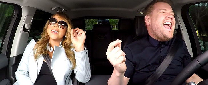 Mariah Carey Singing to Her Own Songs in the Car Is Perfection
