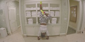 Serena Williams Wows In Her Very Own Version Of A Beyonce Video