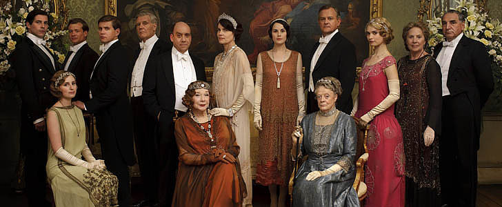 Downton Abbey Will End After Season 6