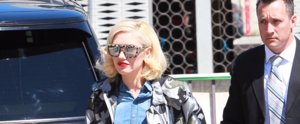 Gwen Stefani Shows Us the Right Way to Pull Off a Denim Jumpsuit