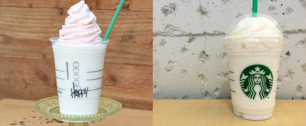 Expectations vs. Reality: My Starbucks Birthday Cake Frappuccino Story