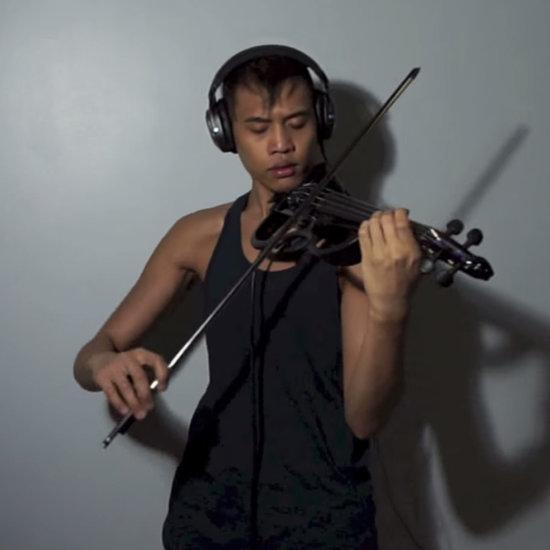 "Sia's ""Elastic Heart"" Violin Cover Video"