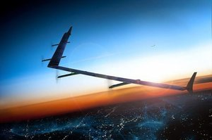 Facebook's Solar-Powered Internet Drone Is Bigger Than A Boeing 737