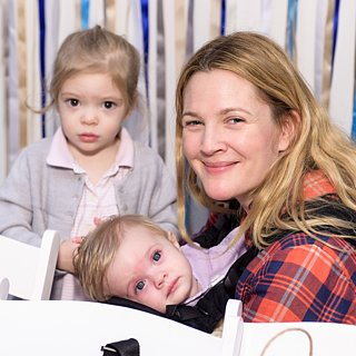 Drew Barrymore on Postpartum Body Image